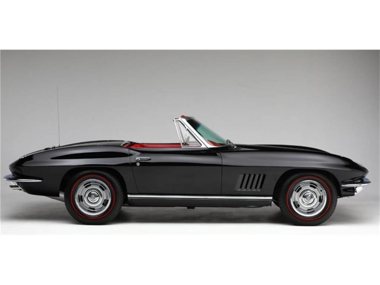 Large Picture of '67 Chevrolet Corvette located in Clifton Park New York Offered by Prestige Motor Car Co. - PU42