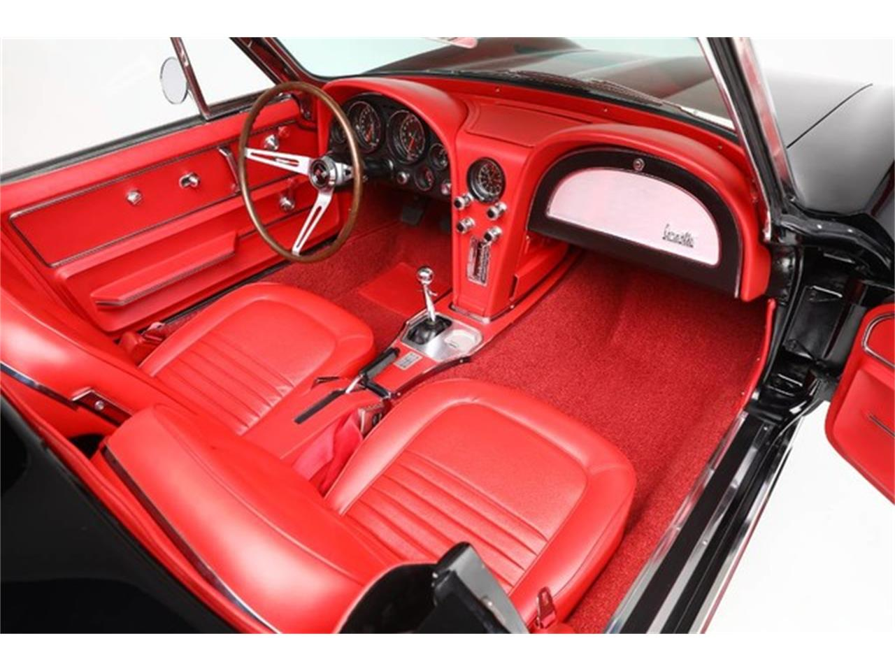 Large Picture of 1967 Corvette located in Clifton Park New York Auction Vehicle - PU42