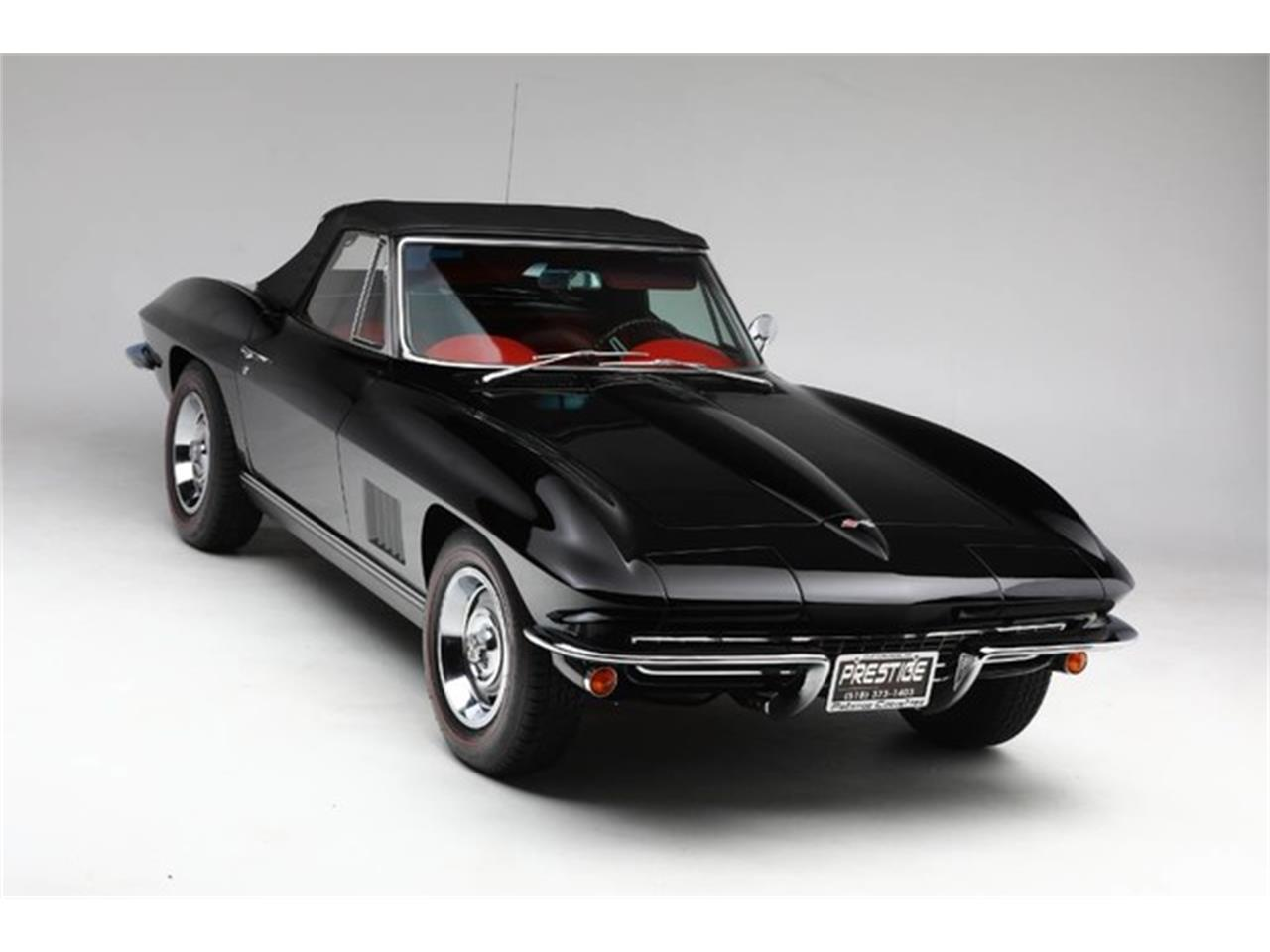 Large Picture of Classic 1967 Corvette located in New York - PU42