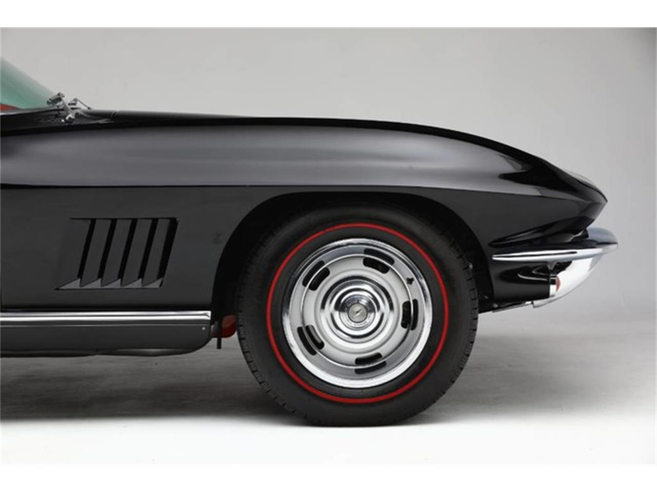 Large Picture of 1967 Chevrolet Corvette located in New York Auction Vehicle - PU42