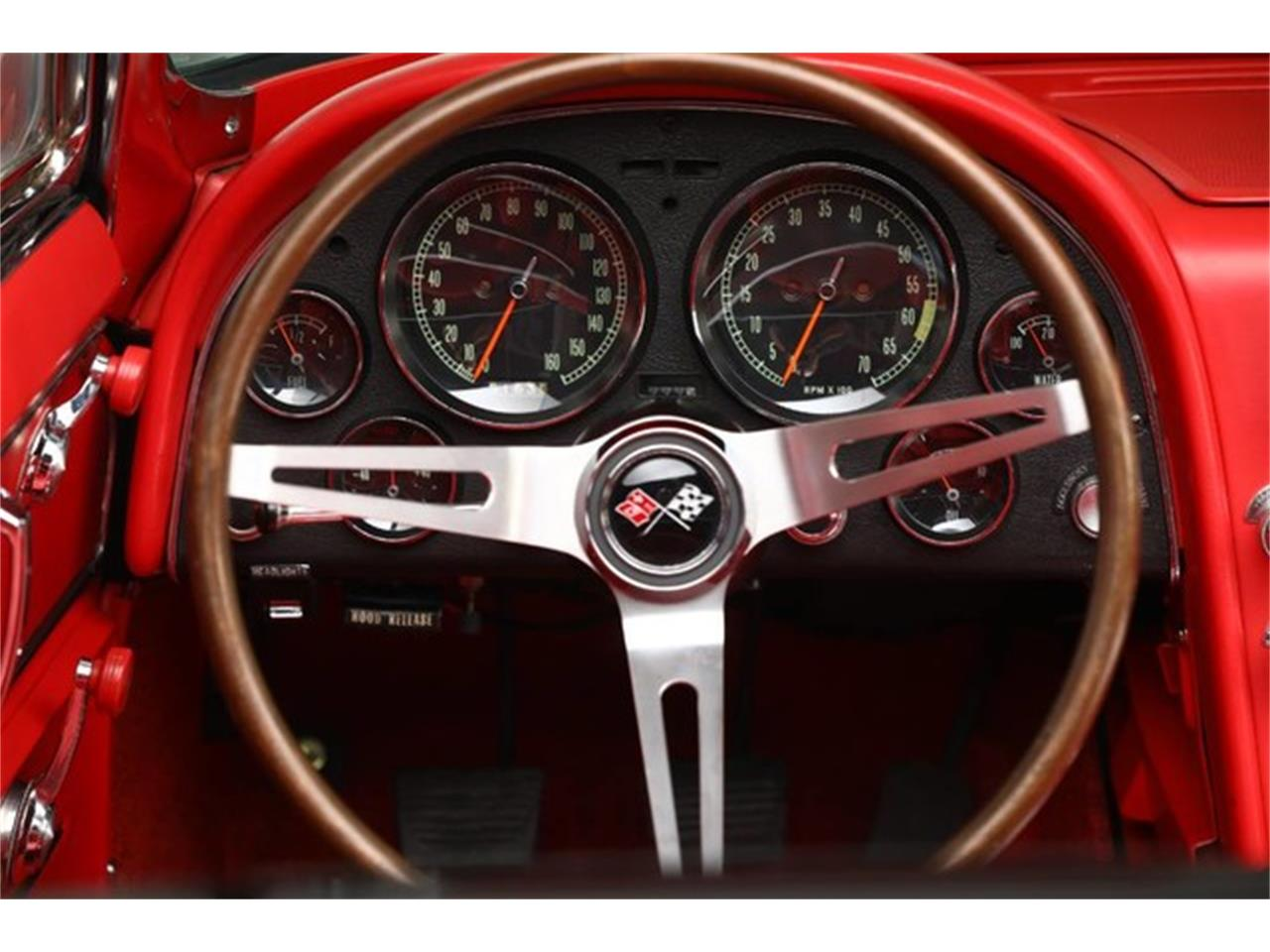 Large Picture of Classic '67 Corvette located in New York Auction Vehicle - PU42