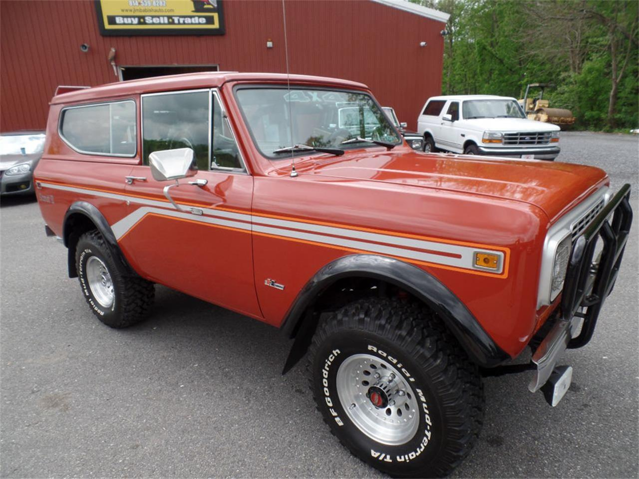 Large Picture of '80 Scout II - PU4B
