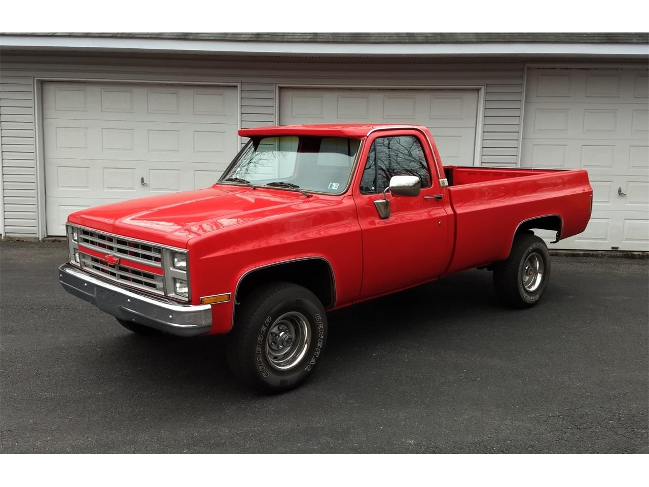 Large Picture of '82 K-10 - PU4F