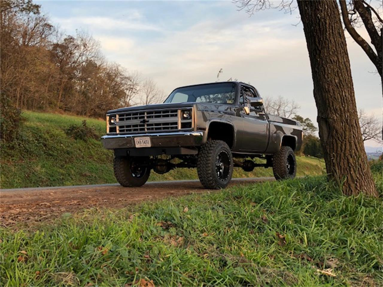 Large Picture of '86 K-10 - PU4O