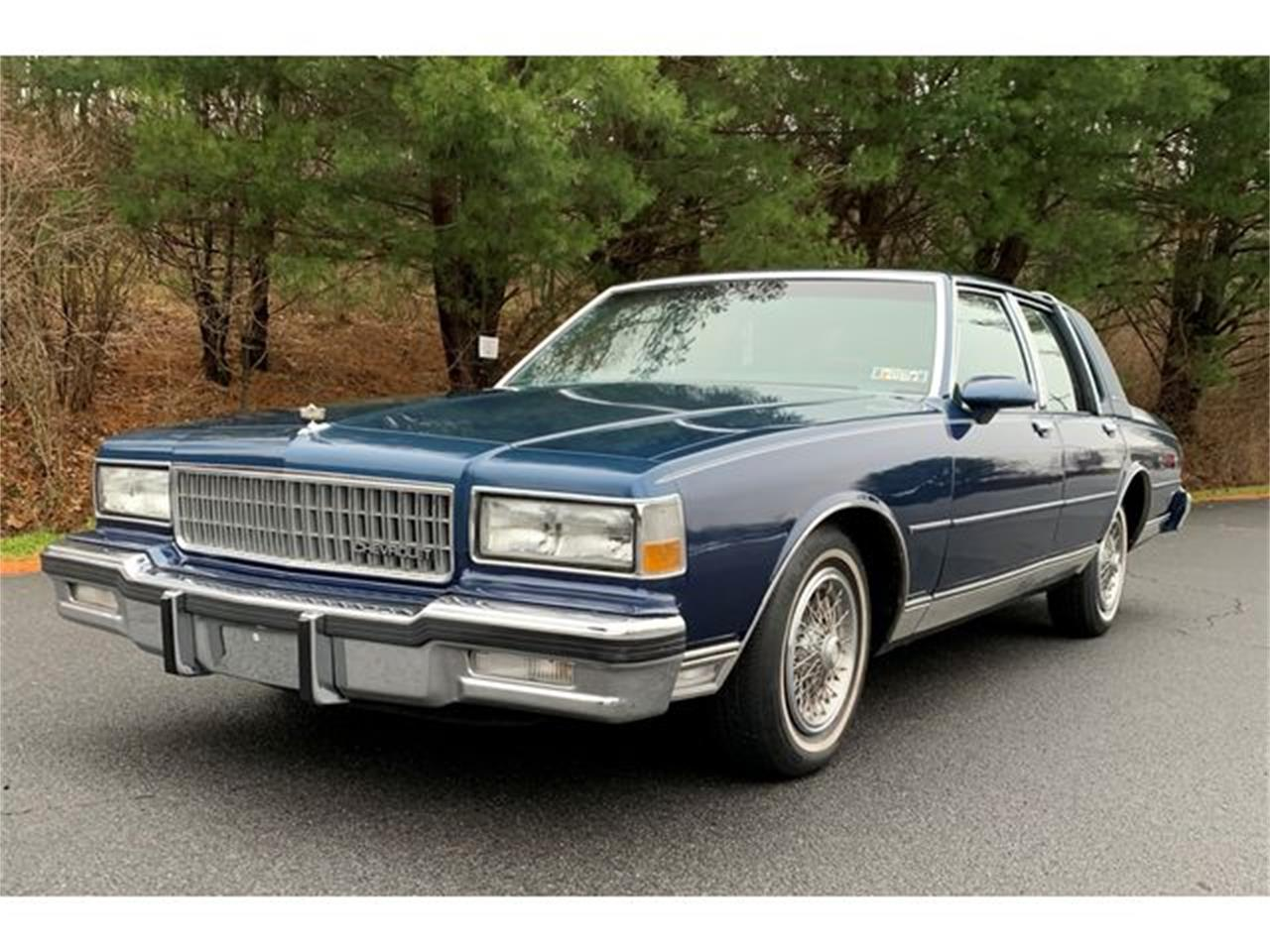1988 Chevrolet Caprice for Sale | ClassicCars com | CC-1205455