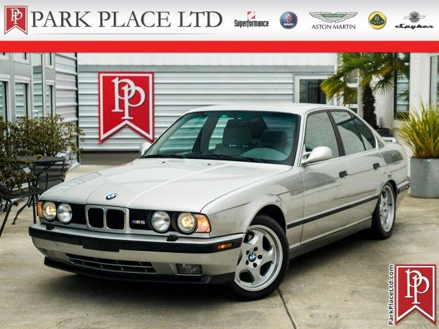 Picture of '93 BMW 5 Series located in Bellevue Washington Offered by  - PQCI