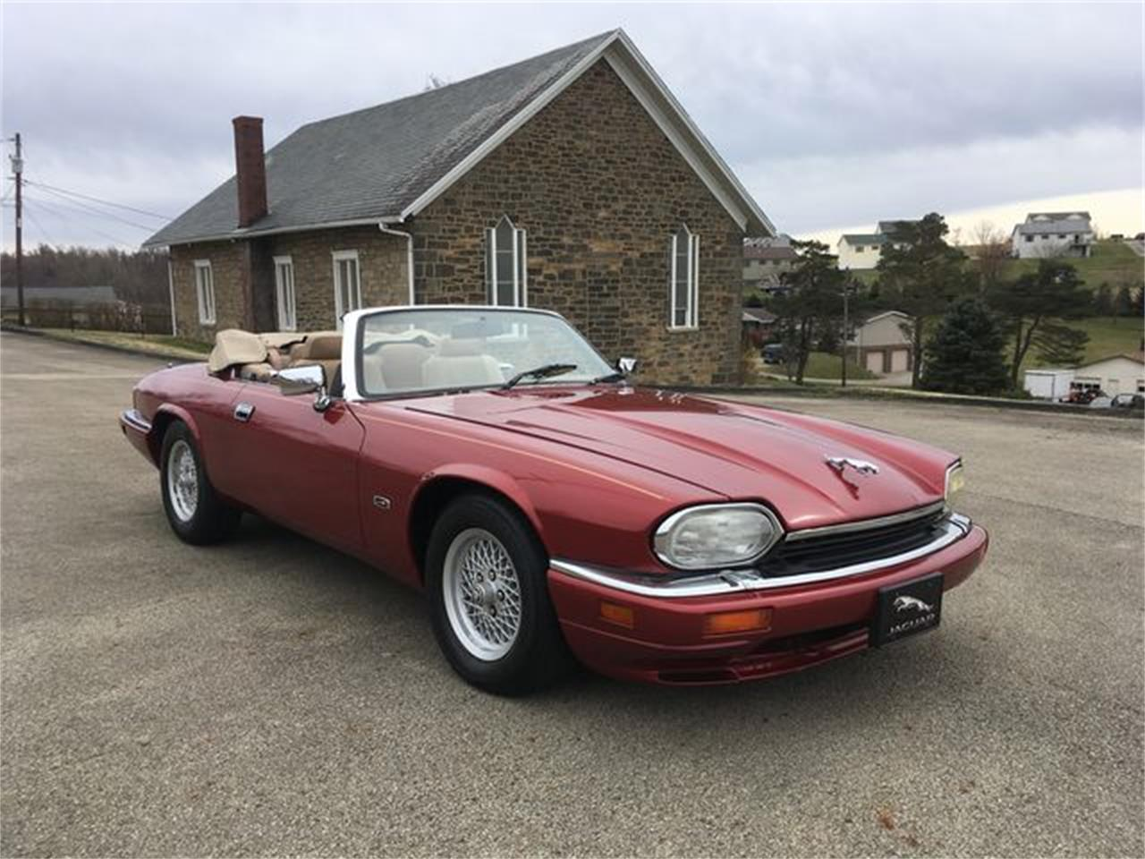 Large Picture of '94 XJS - PU5B