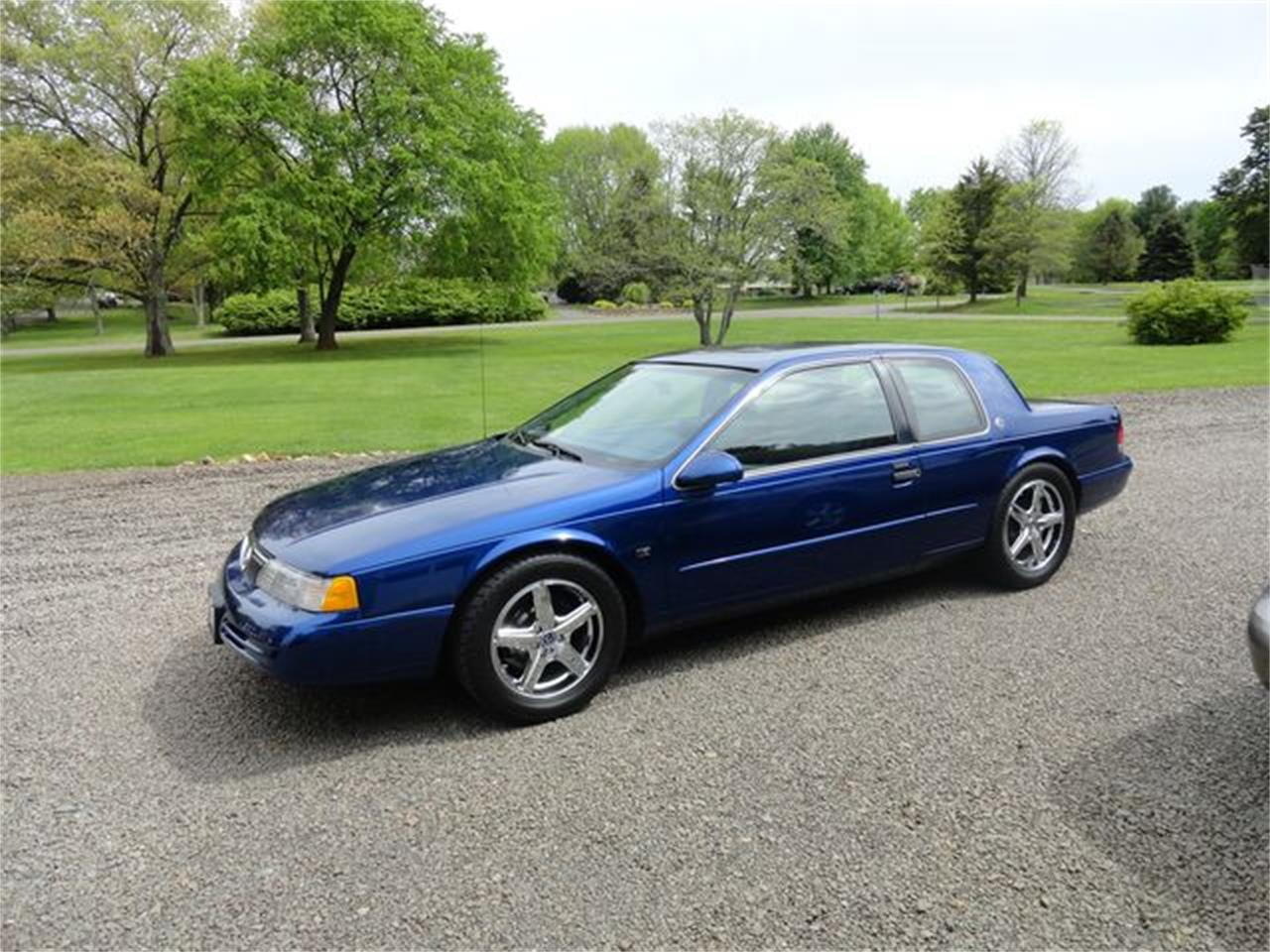 Large Picture of '95 Cougar XR7 - PU5C