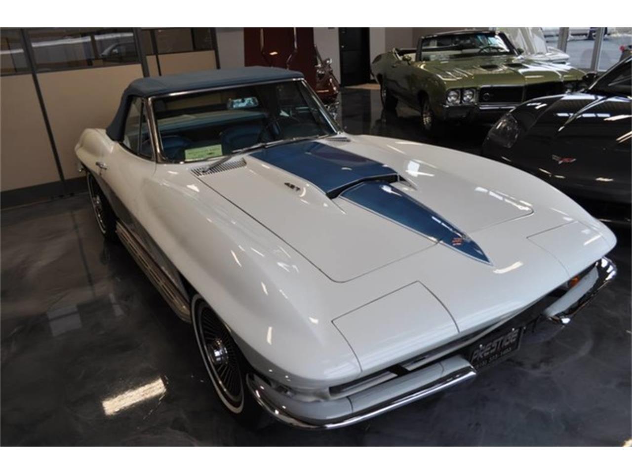 Large Picture of '67 Corvette - PU69