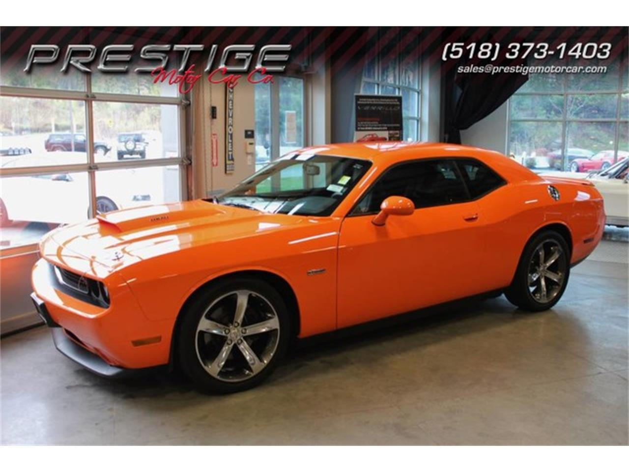 Large Picture of '14 Dodge Challenger - $27,999.00 - PU6D