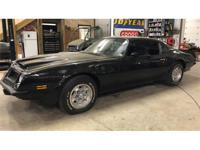 Picture of '75 Firebird - PU6O