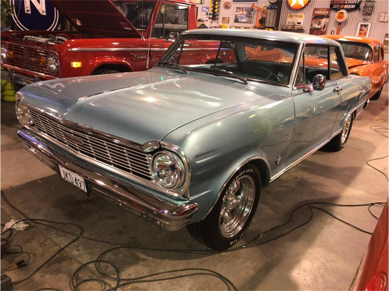 Large Picture of '65 Chevy II - PU6Z