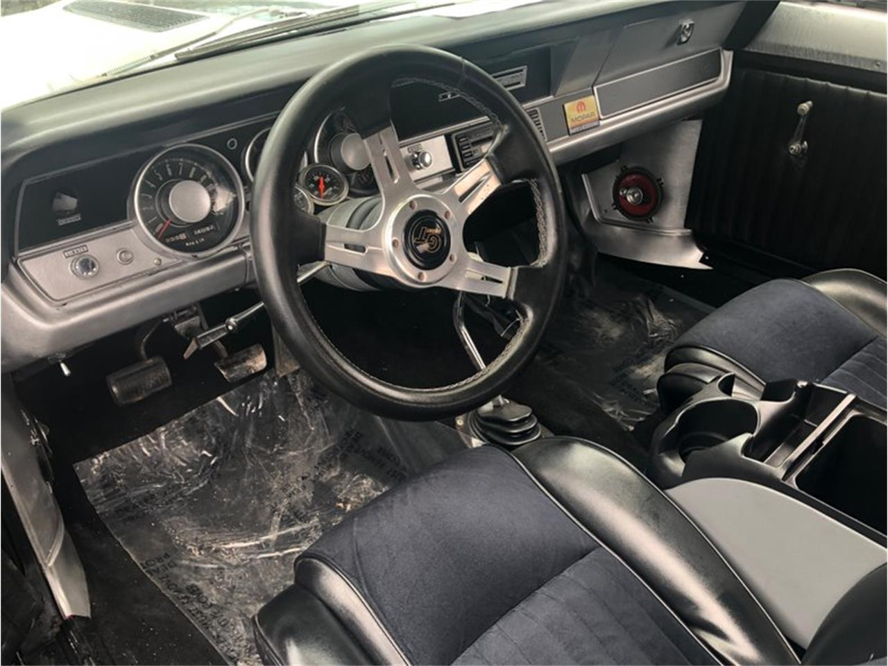 Large Picture of '67 Barracuda - PU74