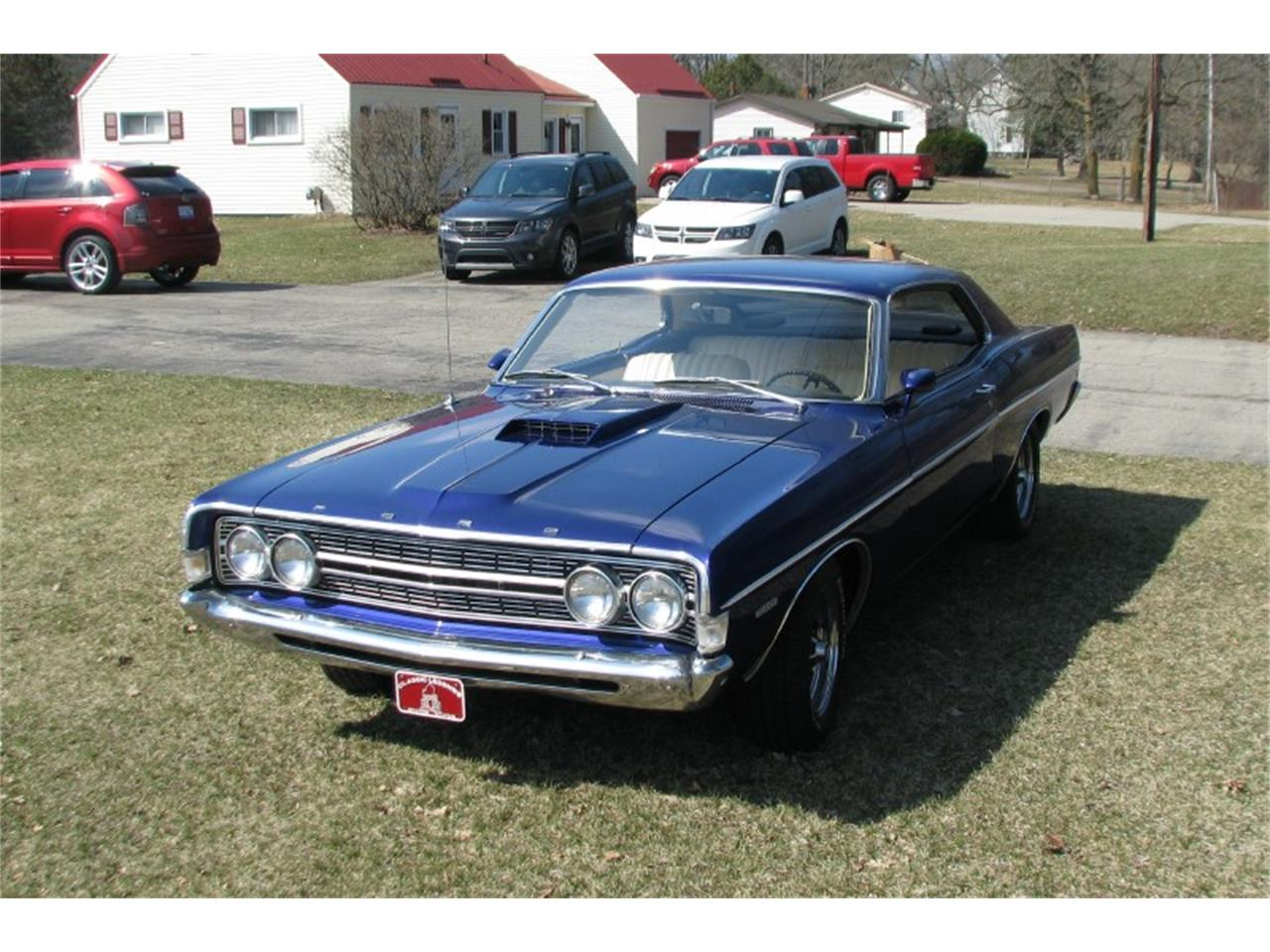 Large Picture of 1968 Ford Fairlane 500 Offered by Sleeman's Classic Cars - PU7R