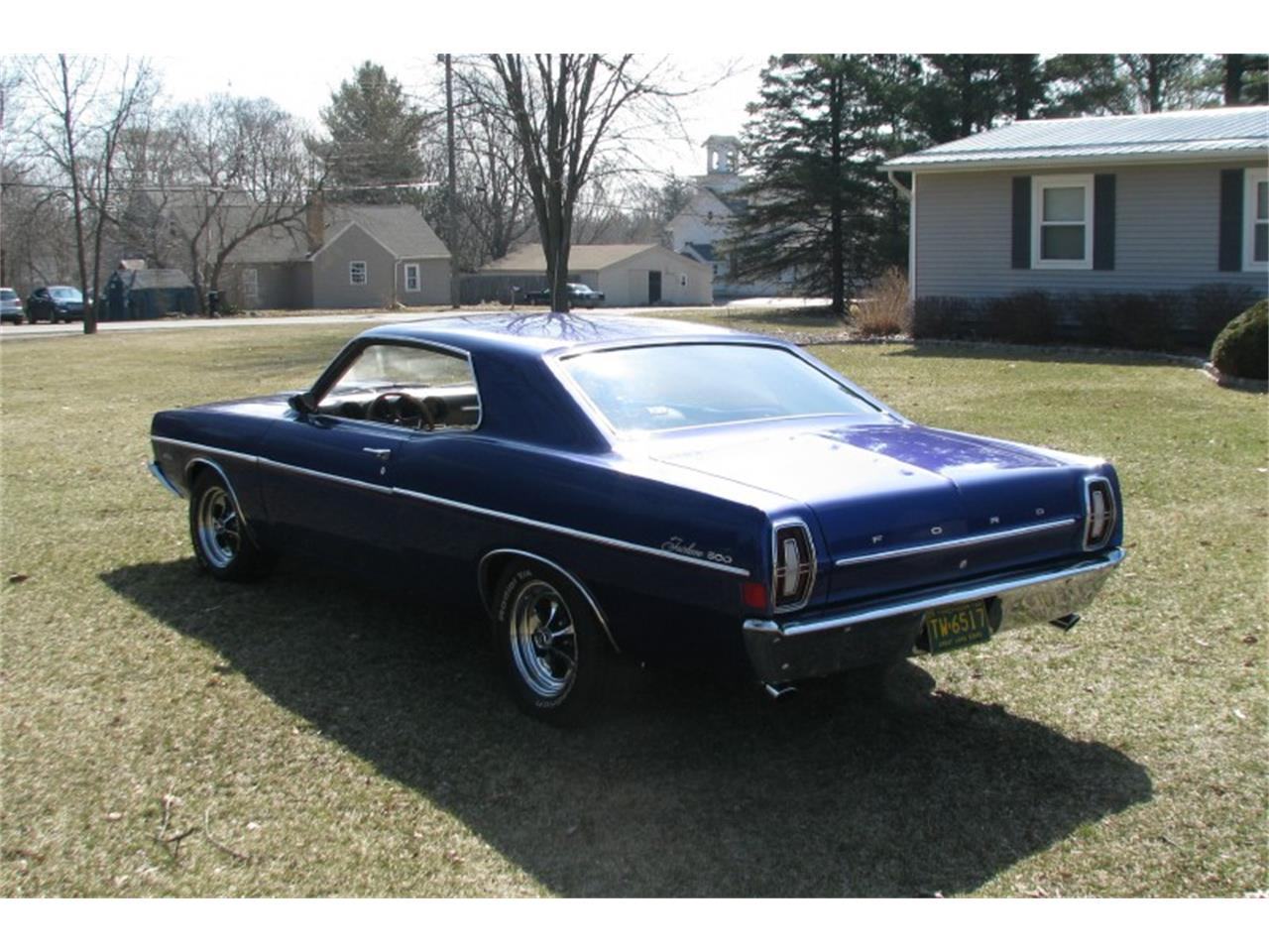 Large Picture of 1968 Fairlane 500 Offered by Sleeman's Classic Cars - PU7R