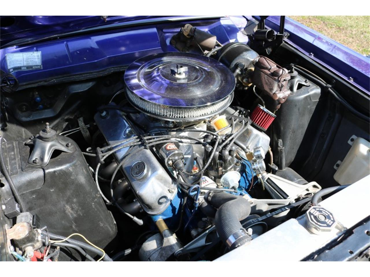Large Picture of Classic 1968 Ford Fairlane 500 Offered by Sleeman's Classic Cars - PU7R