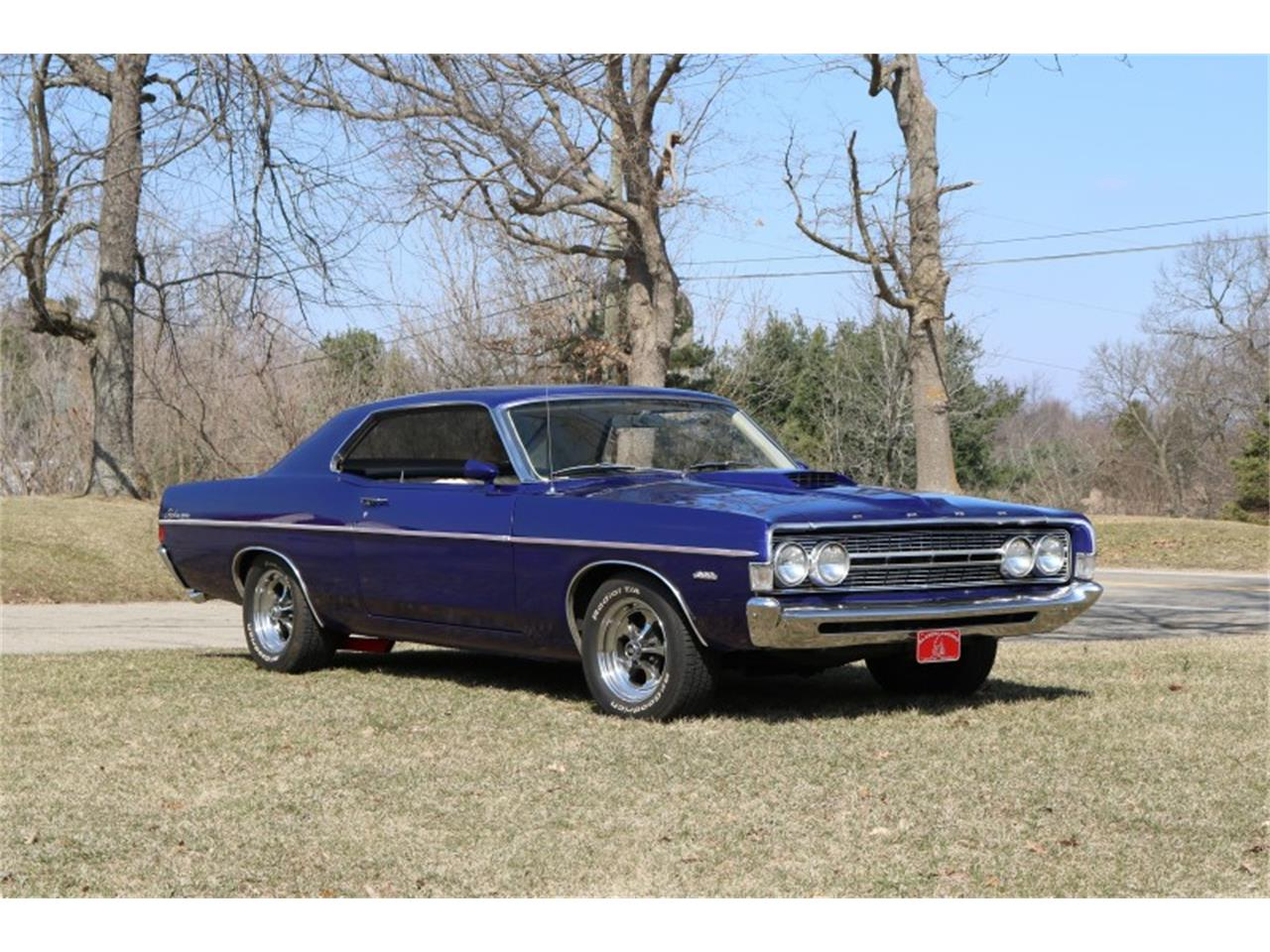 Large Picture of '68 Ford Fairlane 500 located in Michigan - PU7R