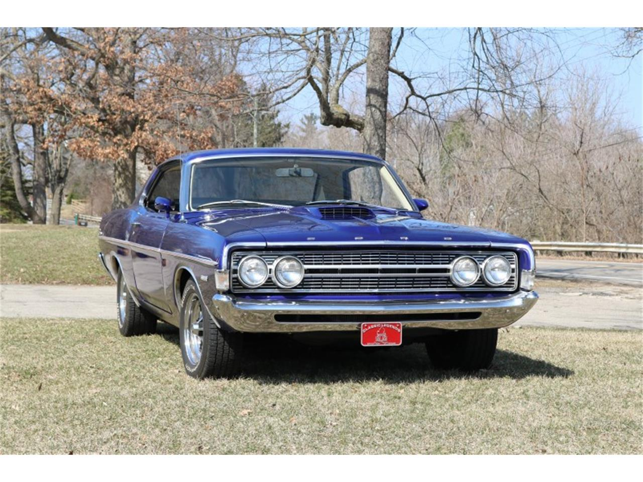 Large Picture of '68 Ford Fairlane 500 located in Michigan Offered by Sleeman's Classic Cars - PU7R