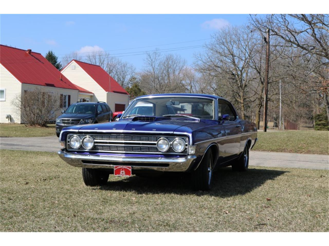 Large Picture of 1968 Fairlane 500 located in Highland Michigan - PU7R