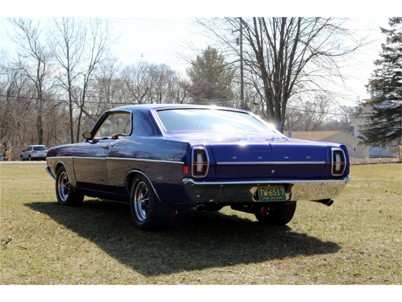 Large Picture of Classic 1968 Fairlane 500 located in Highland Michigan Offered by Sleeman's Classic Cars - PU7R