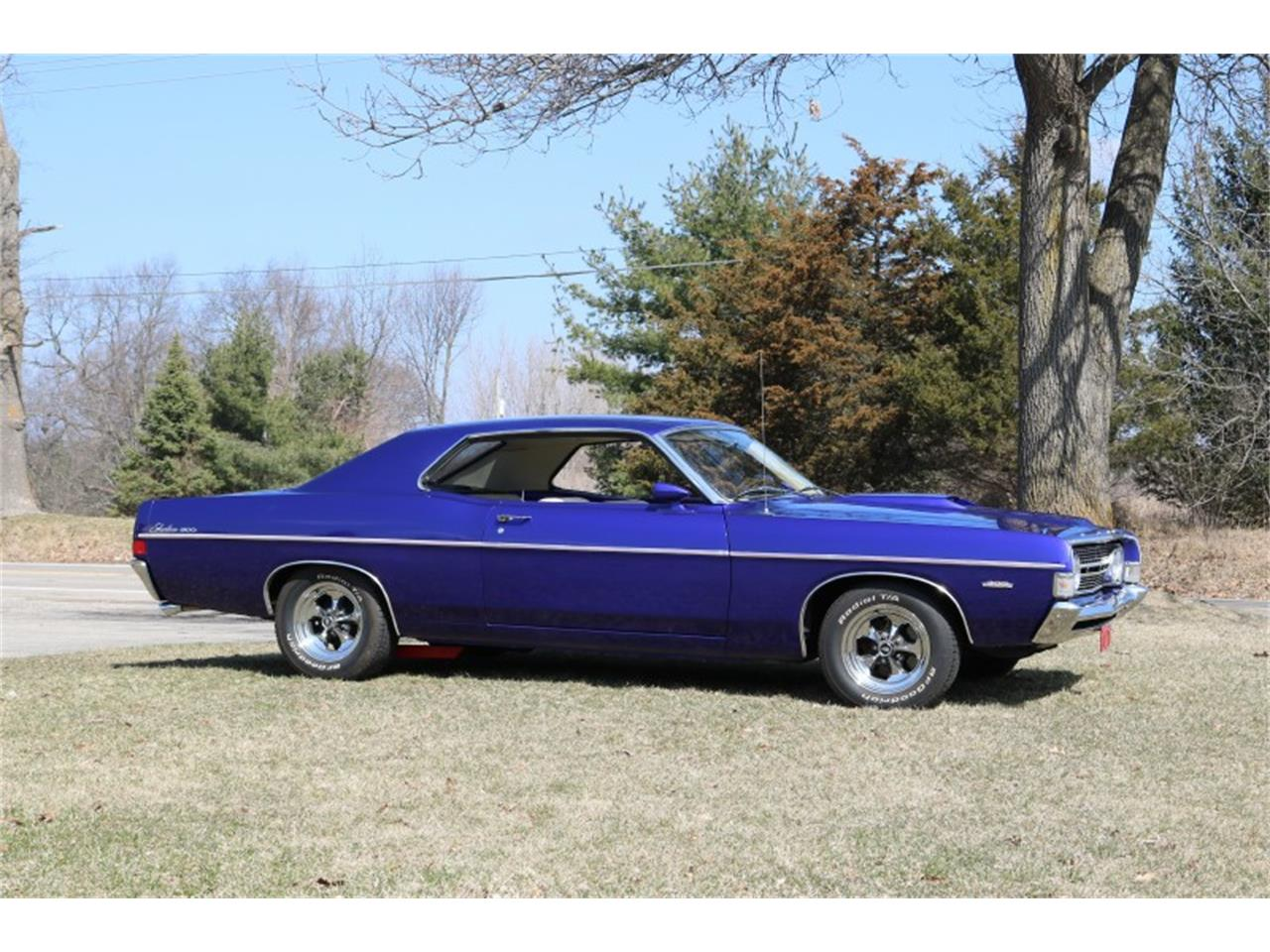 Large Picture of Classic '68 Ford Fairlane 500 located in Highland Michigan Offered by Sleeman's Classic Cars - PU7R