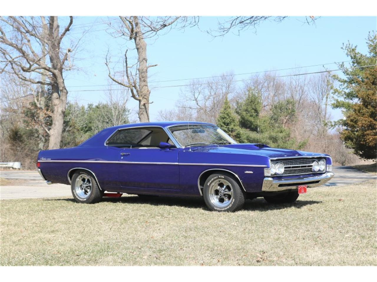 Large Picture of 1968 Ford Fairlane 500 - PU7R