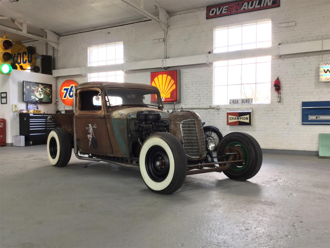 Large Picture of '33 Pickup - PU82