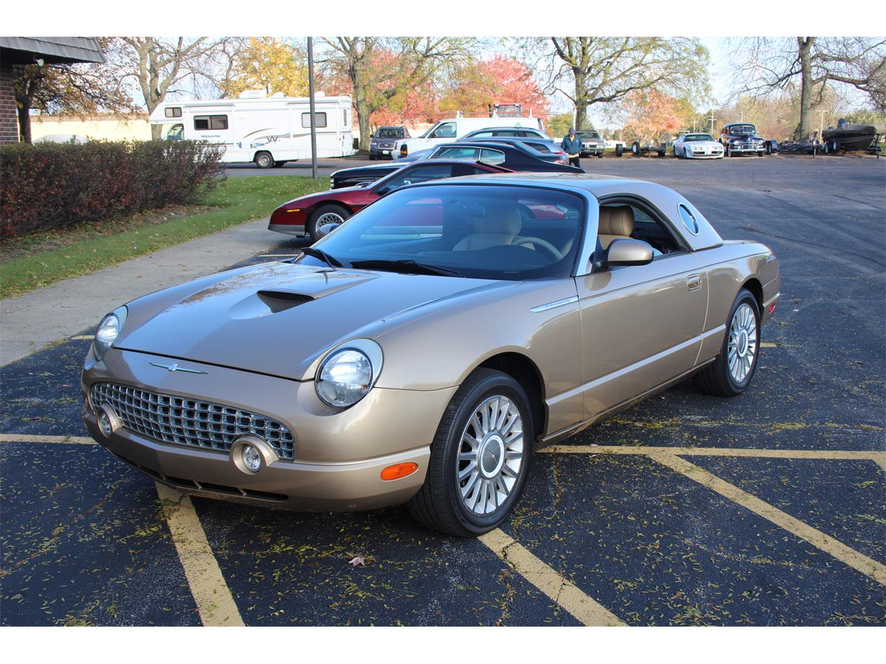 Large Picture of '05 Ford Thunderbird located in Illinois - PU87
