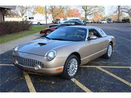 Picture of 2005 Thunderbird located in lake zurich Illinois - PU87