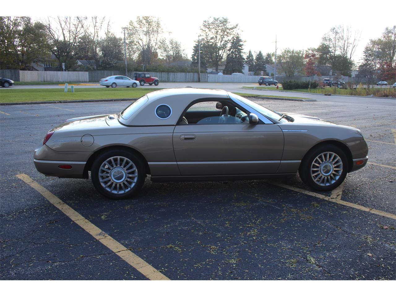 Large Picture of 2005 Thunderbird located in lake zurich Illinois - $18,900.00 - PU87
