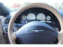 Picture of 2005 Ford Thunderbird located in lake zurich Illinois - PU87