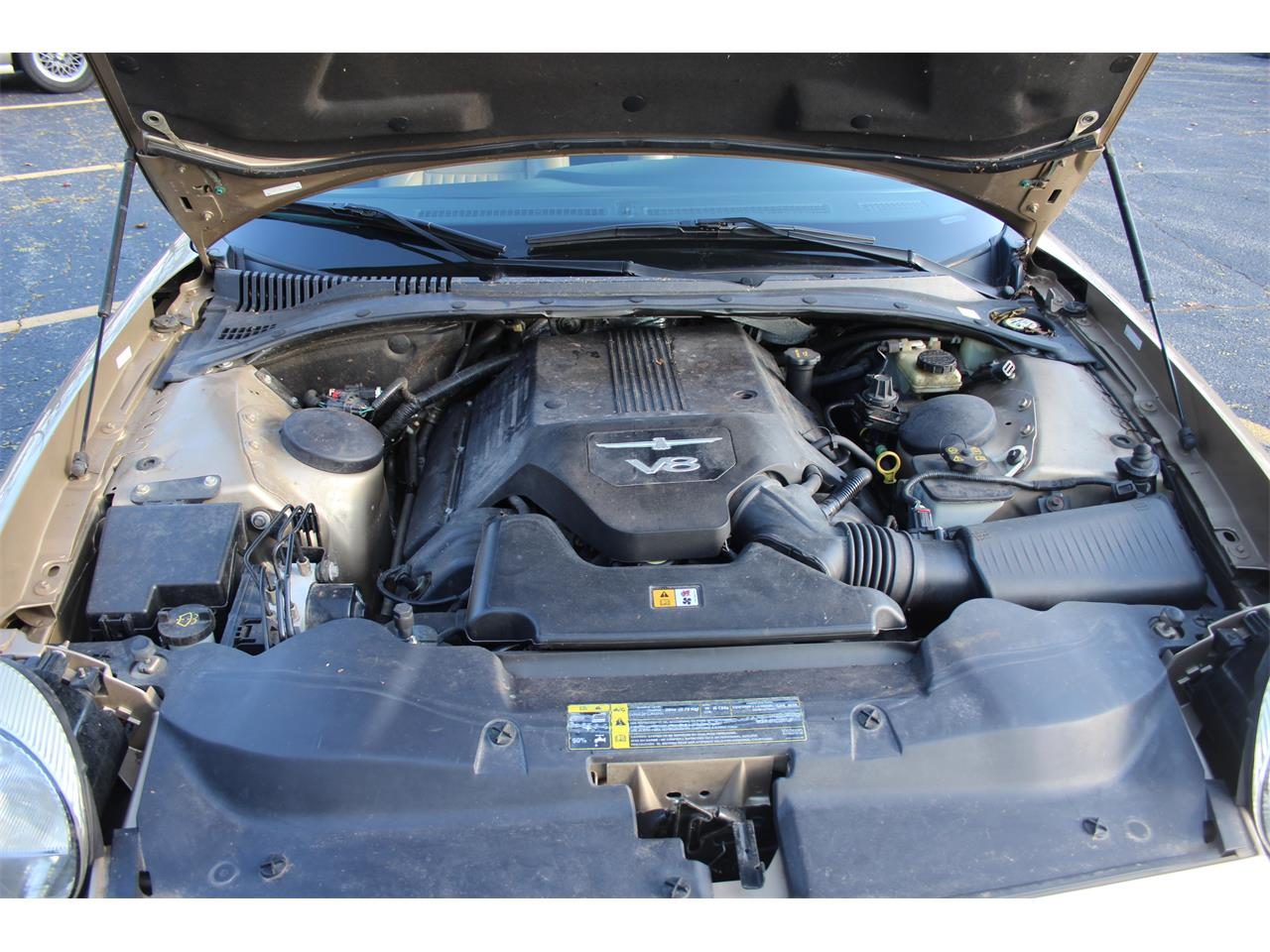 Large Picture of 2005 Ford Thunderbird - $18,900.00 - PU87