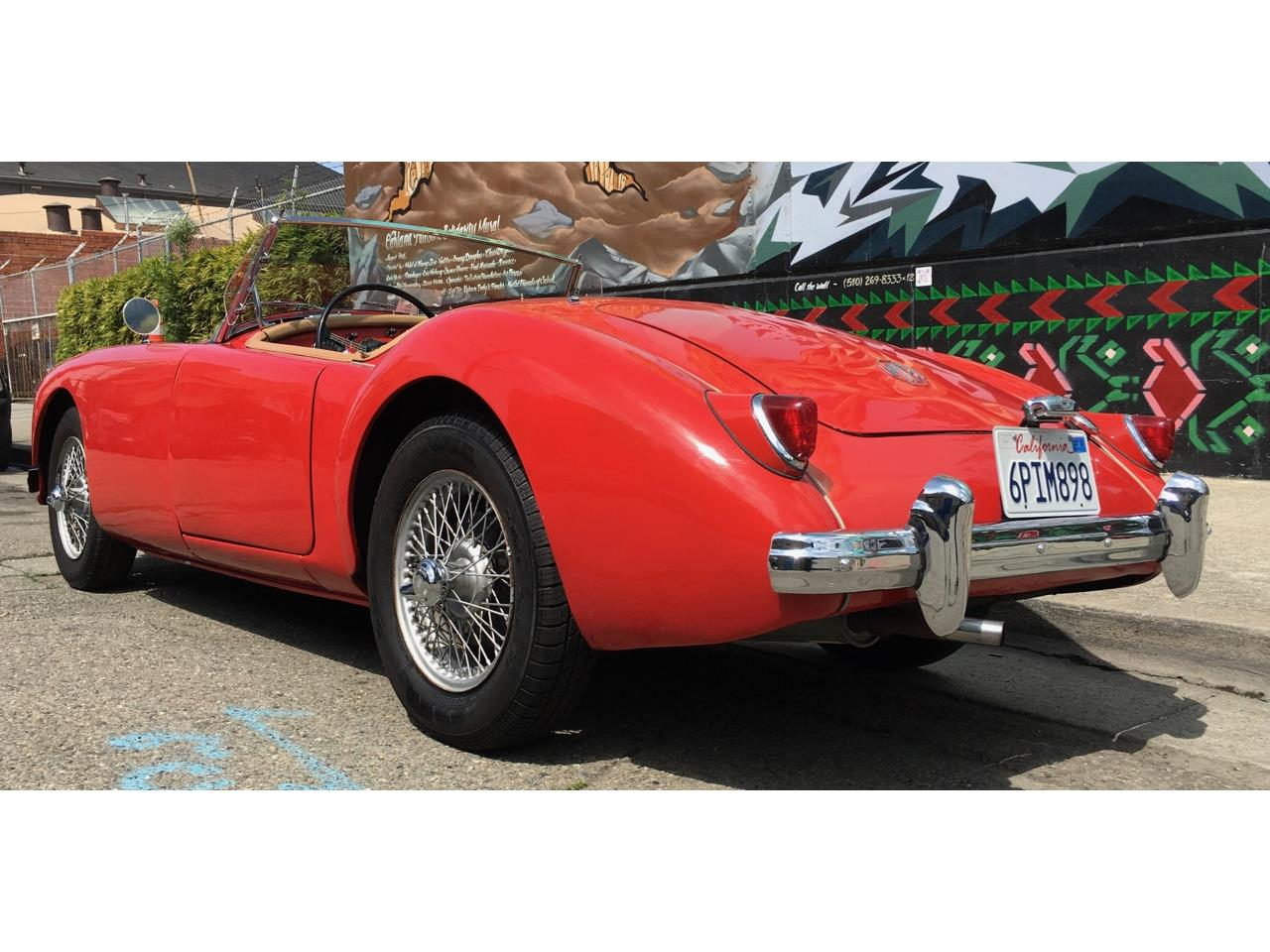 Large Picture of '56 MGA - PU88