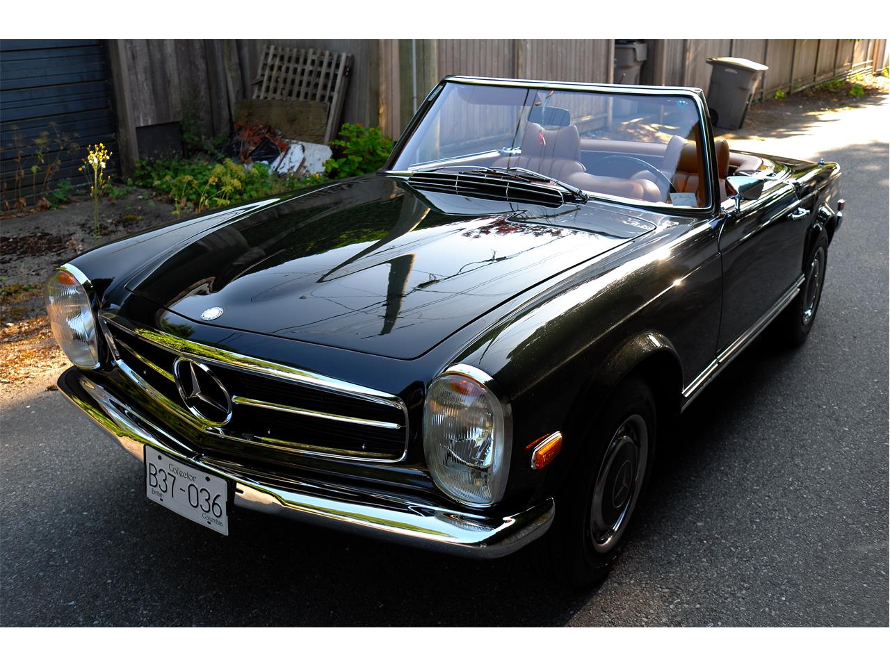 For Sale 1971 Mercedes Benz 280sl In Vancouver British Columbia