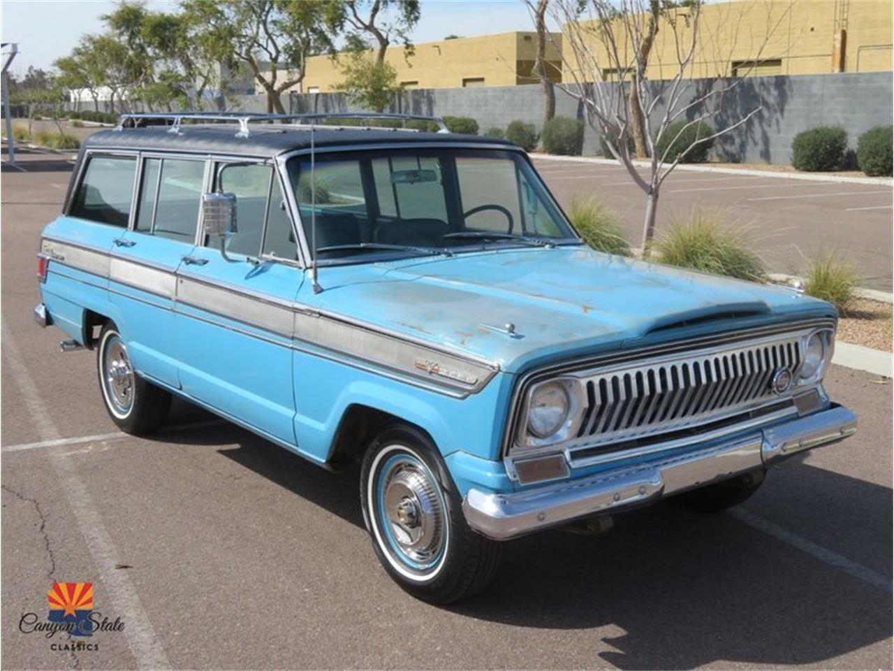 Jeep Wagoneer For Sale >> For Sale 1966 Jeep Wagoneer In Tempe Arizona