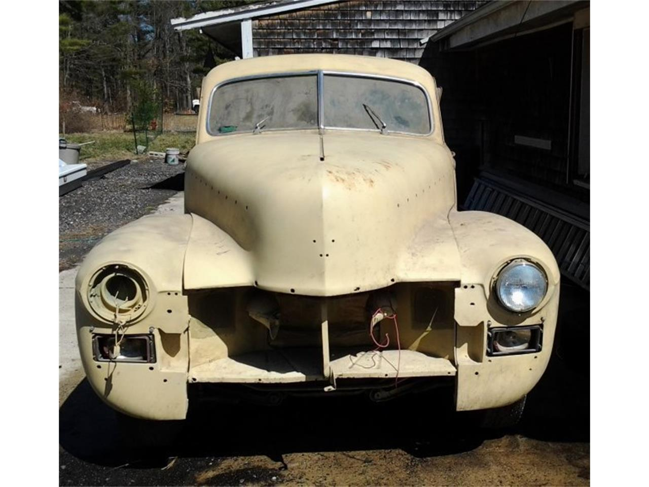 Large Picture of '47 Limousine - PU9Z