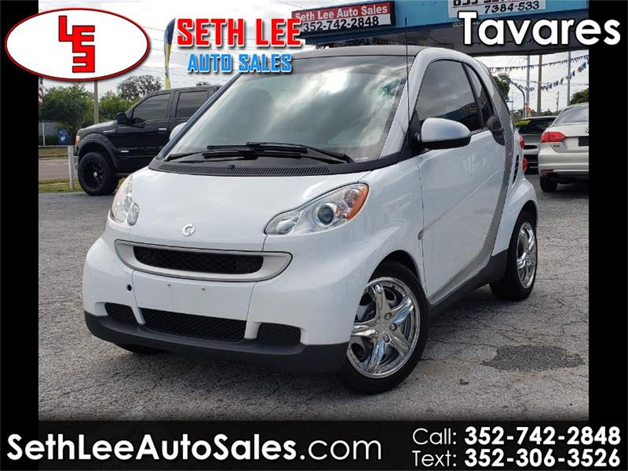 Large Picture of '12 Smart Fortwo - PQD0