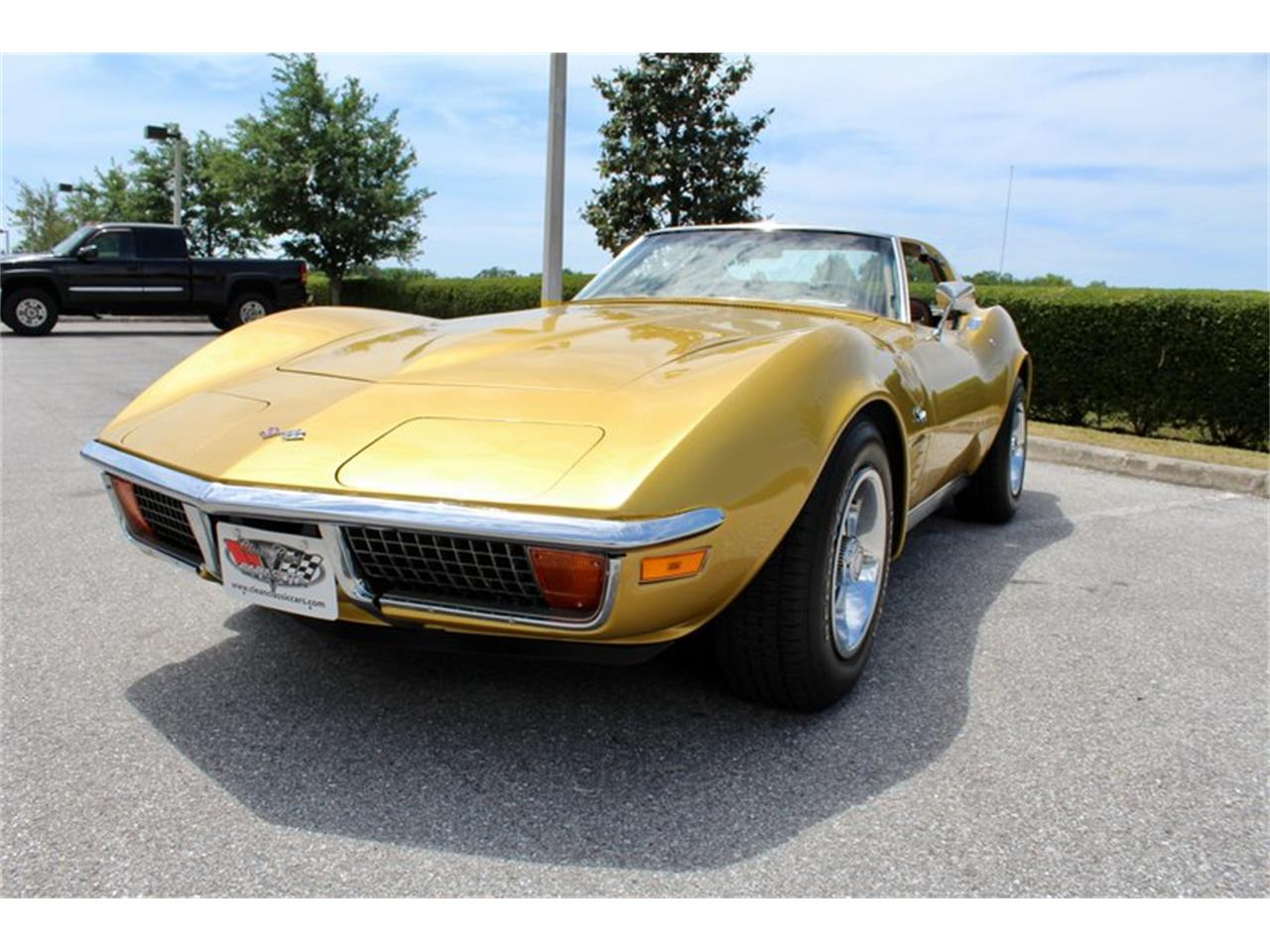 Large Picture of '72 Corvette - PUAJ