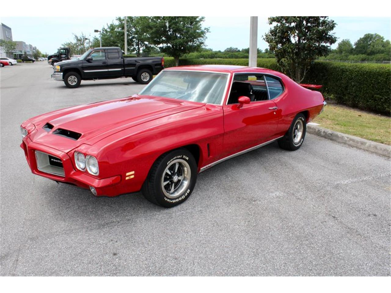 Large Picture of Classic '72 Pontiac LeMans located in Sarasota Florida Offered by Classic Cars of Sarasota - PUAK