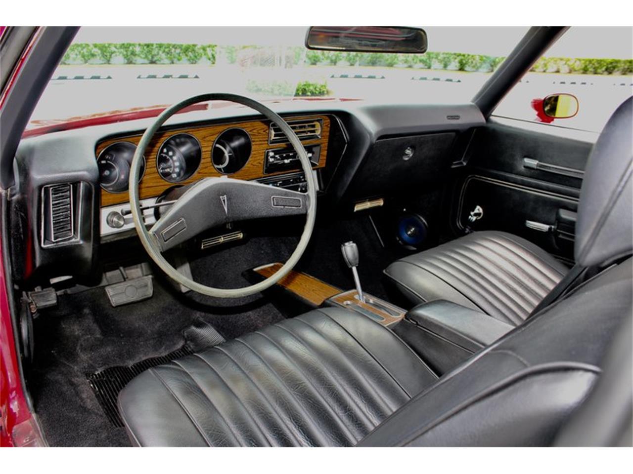 Large Picture of Classic '72 Pontiac LeMans located in Sarasota Florida - PUAK