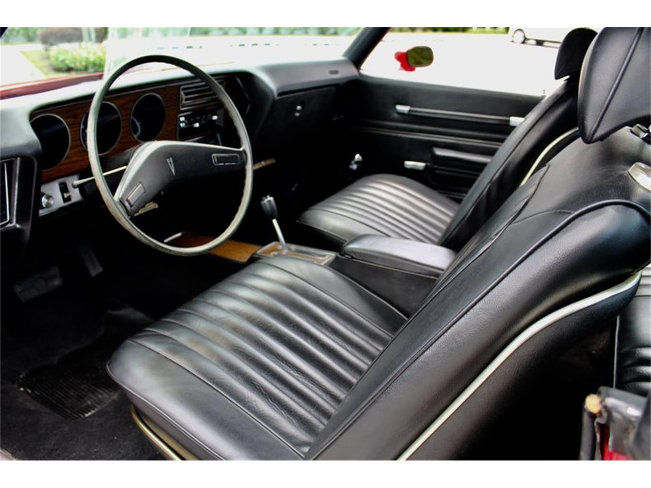 Large Picture of 1972 Pontiac LeMans located in Sarasota Florida Offered by Classic Cars of Sarasota - PUAK