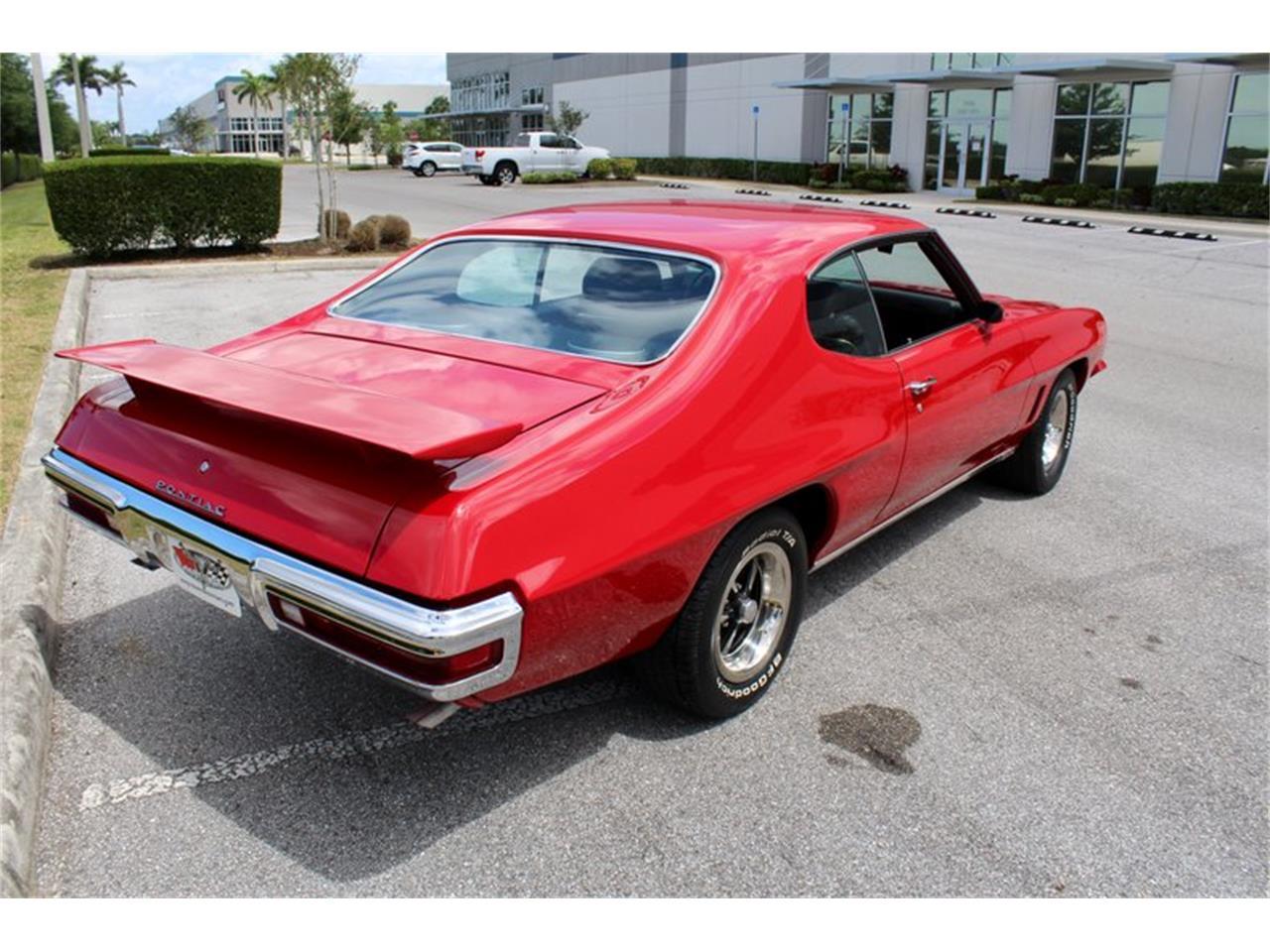 Large Picture of Classic '72 LeMans - PUAK