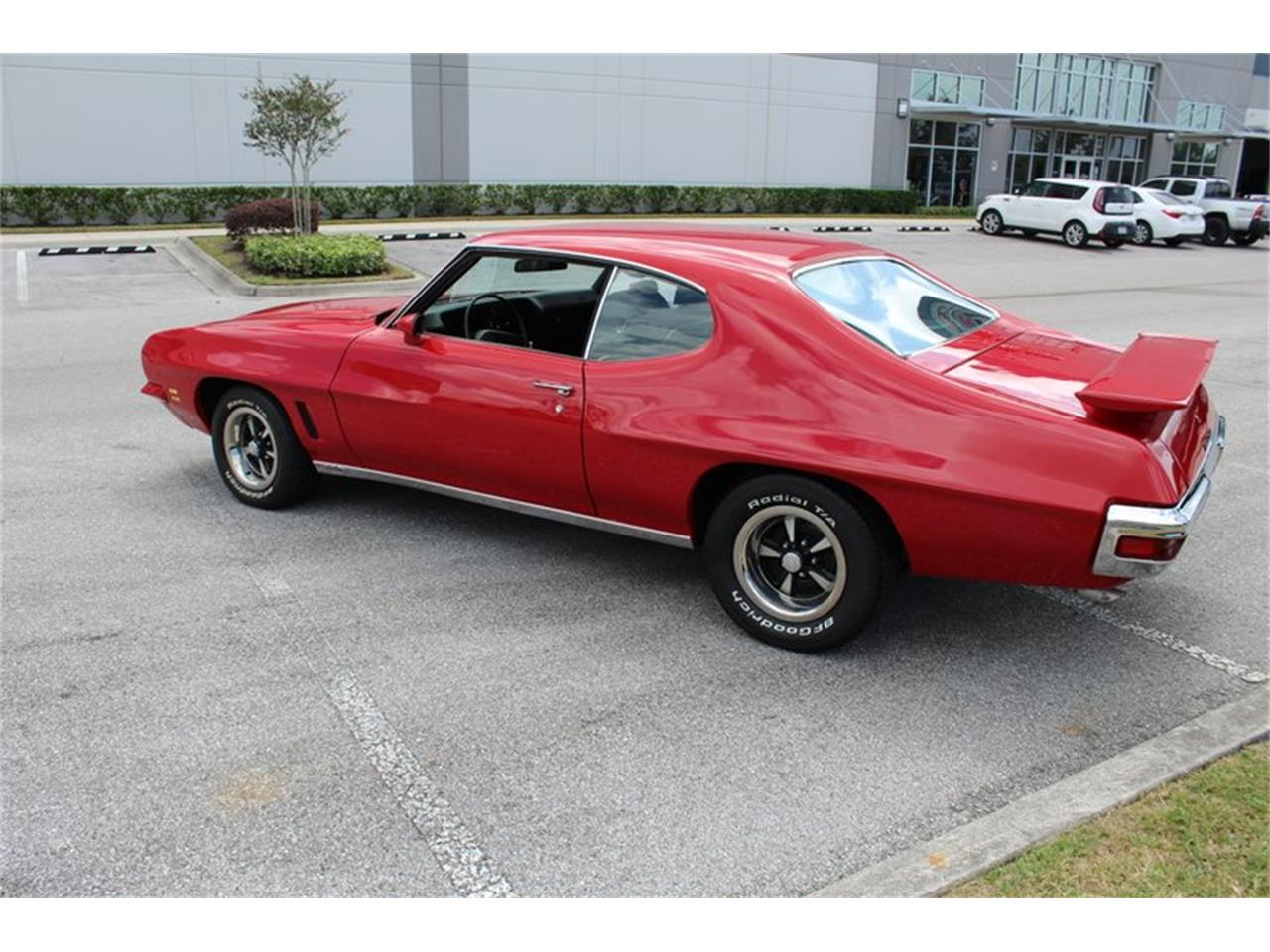 Large Picture of '72 Pontiac LeMans located in Florida - $19,500.00 Offered by Classic Cars of Sarasota - PUAK