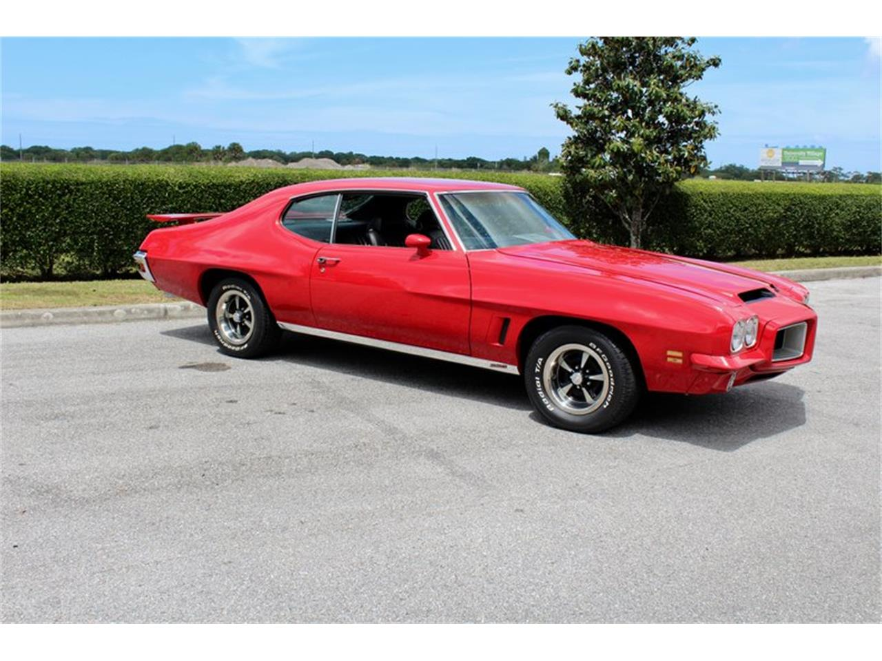 Large Picture of 1972 Pontiac LeMans located in Florida - $19,500.00 Offered by Classic Cars of Sarasota - PUAK