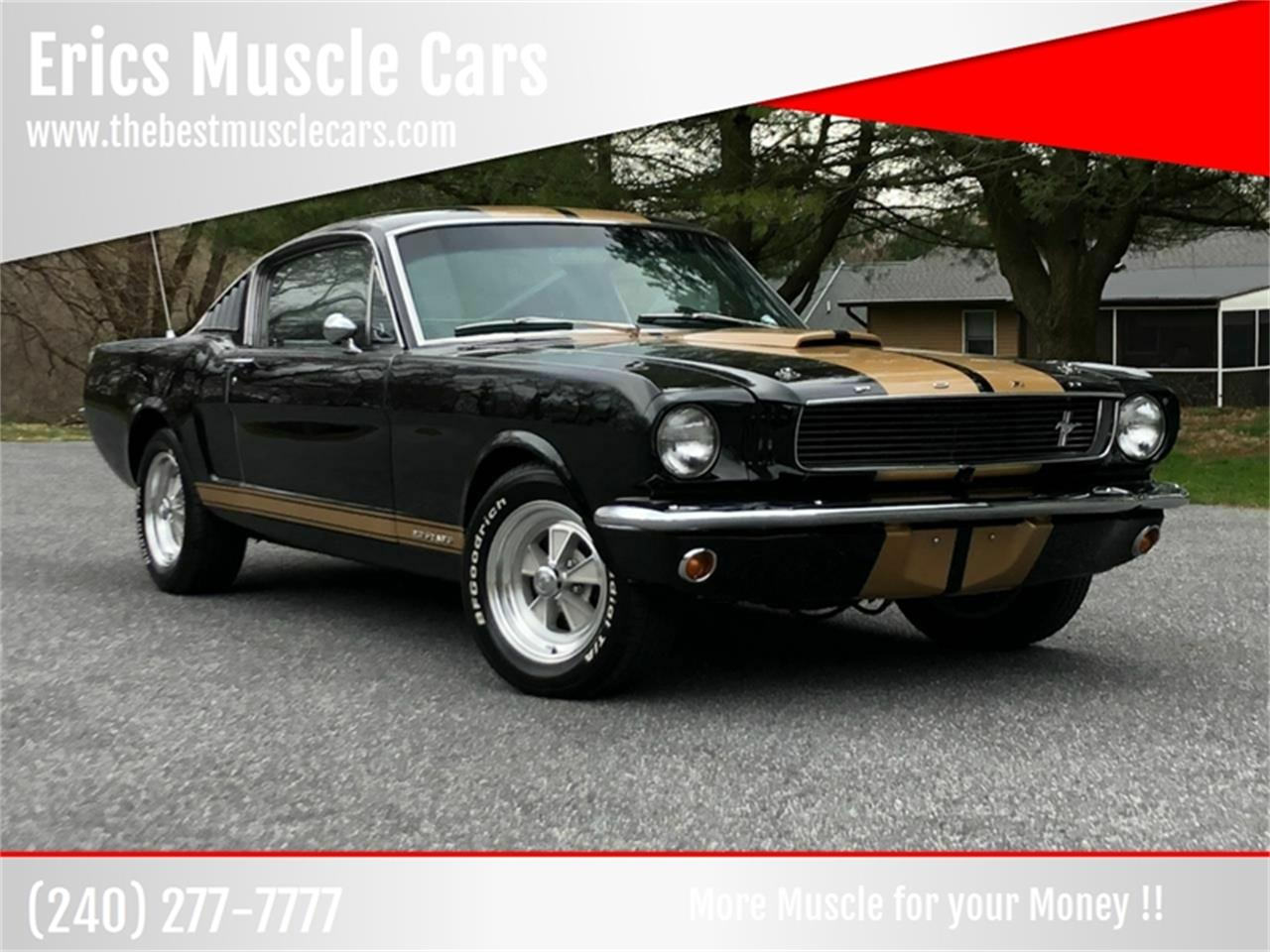 Large Picture of '65 Mustang - PUAM