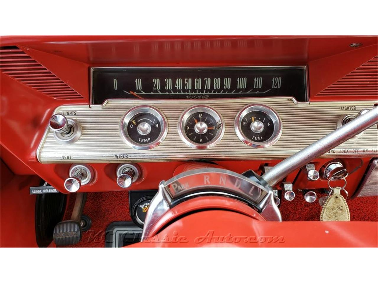 Large Picture of Classic '61 Chevrolet Impala located in Kansas - $44,900.00 Offered by KC Classic Auto - PUAS