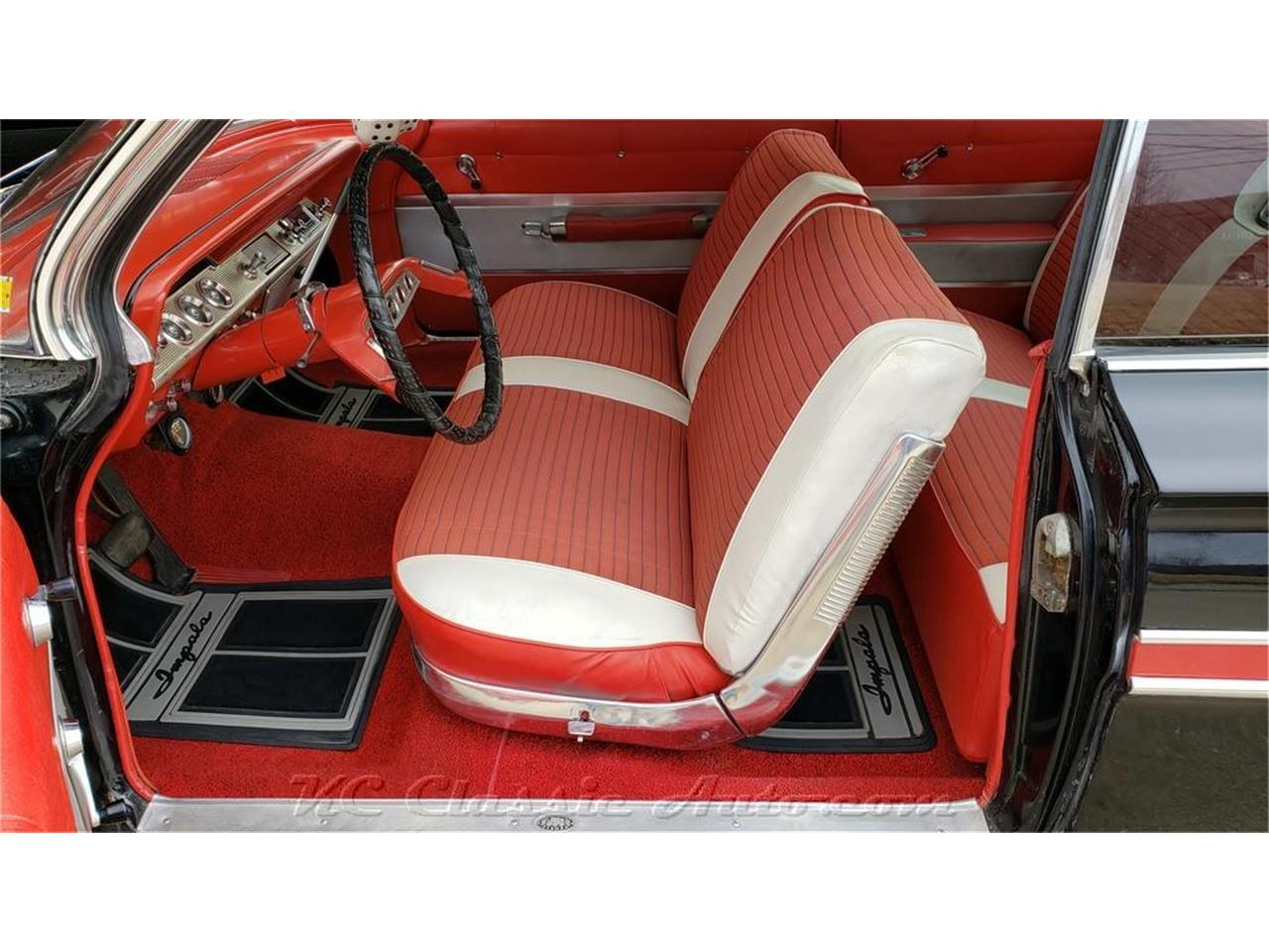 Large Picture of Classic 1961 Chevrolet Impala located in Lenexa Kansas - $44,900.00 - PUAS