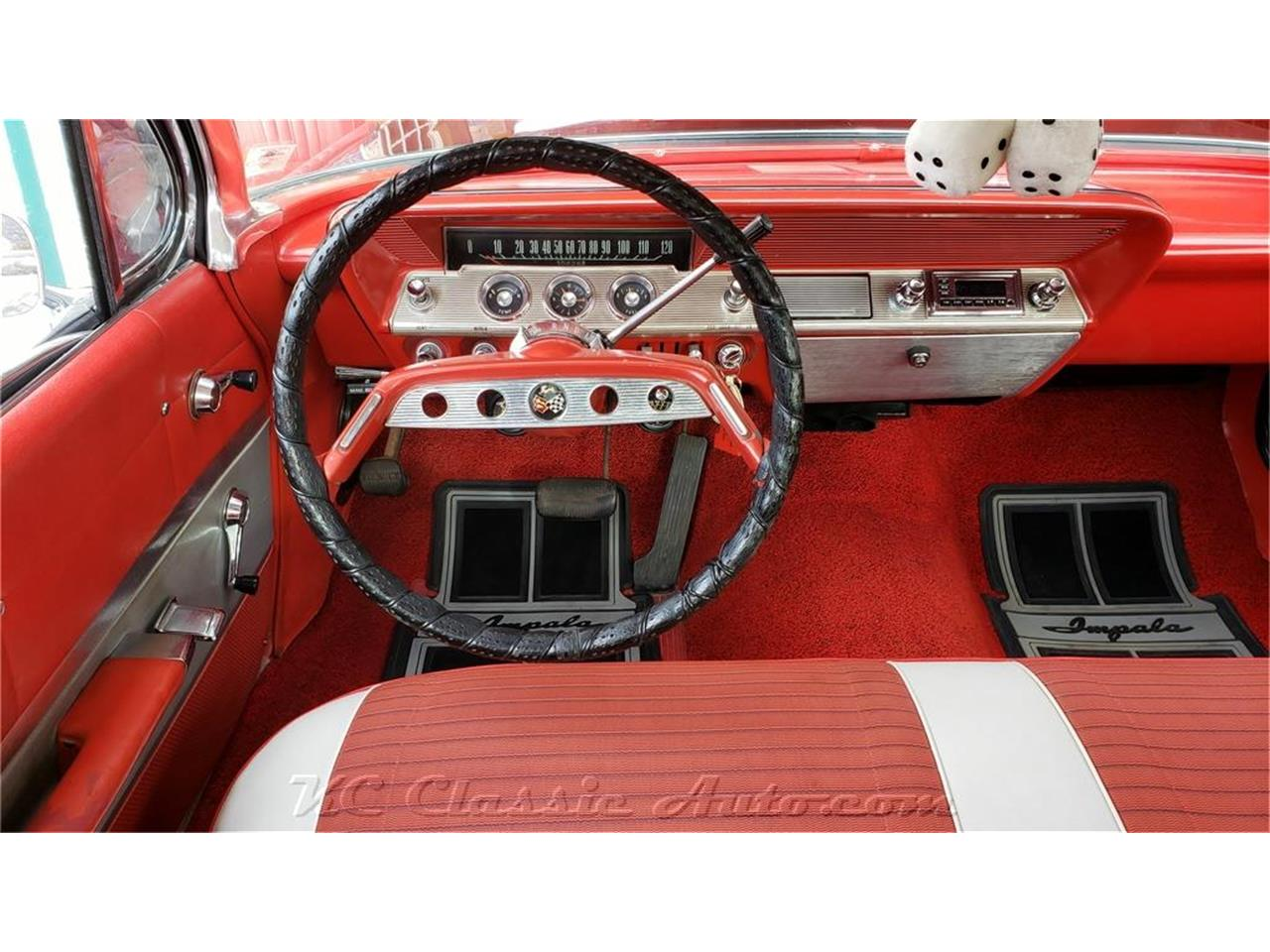 Large Picture of '61 Impala - PUAS