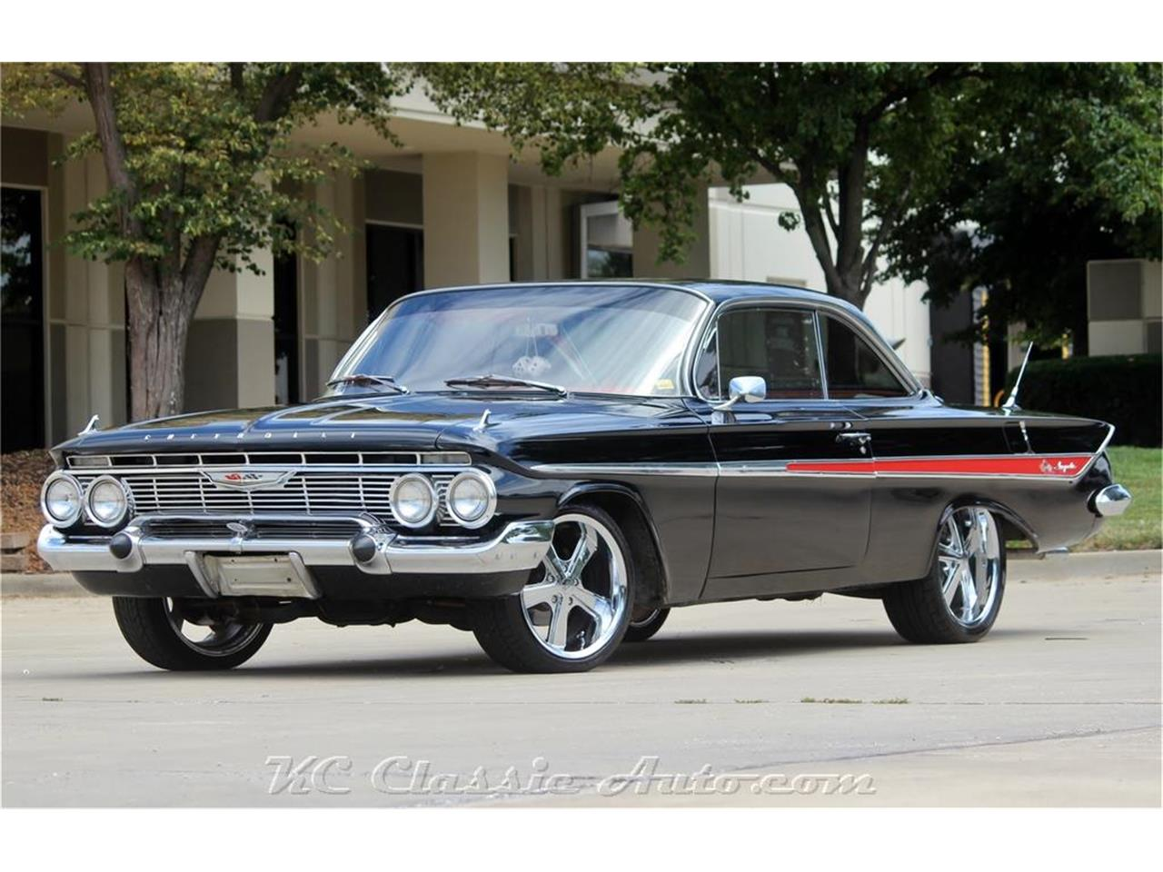 Large Picture of Classic '61 Chevrolet Impala - $44,900.00 Offered by KC Classic Auto - PUAS