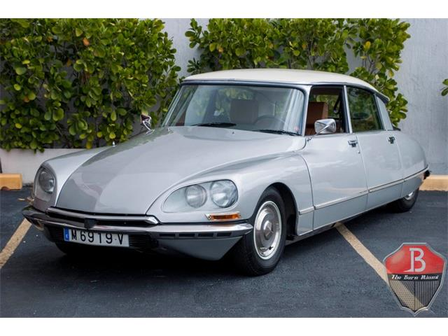 Picture of '73 Citroen DS21M located in Miami Florida Offered by  - PUAZ